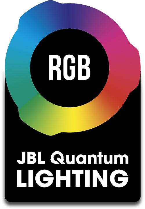 JBL Quantum ONE gamingheadset med RGB-effekter