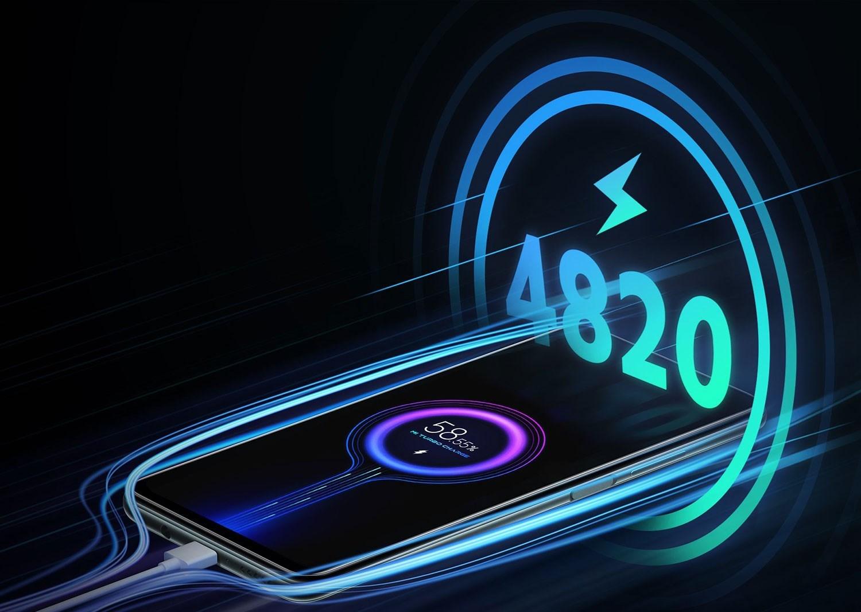 Stort och snabbladdande batteri i Xiaomi Mi 10T Lite