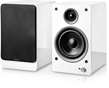 Andersson BHH 2.0 White + HIS 3.1 Sub - Kraftfulla aktiva Bluetooth-högtalare  med subwoofer a02fb419256a0