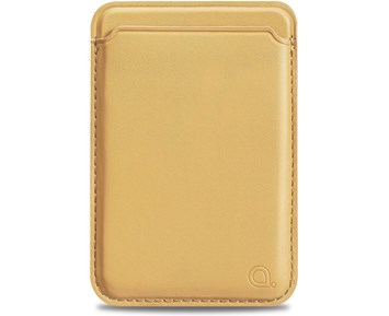 Andersson Magnetic card holder for Magsafe Yellow
