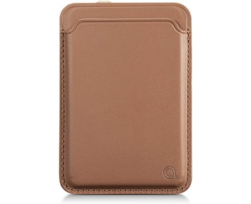Andersson PU Leather Wallet 3M Tan