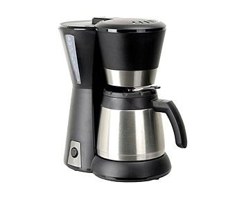 kaffekokare med termoskanna