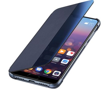 Huawei Smart View Flip Cover P20 Pro Deep Blue