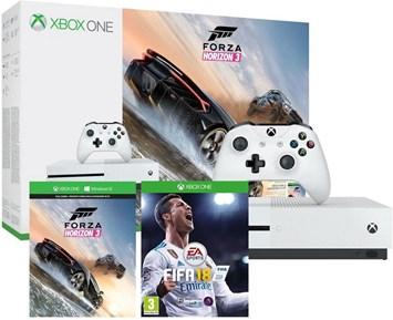 Microsoft One S Forza Horizon 3 + FIFA18