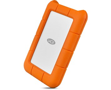 LaCie 2TB Rugged USB 3.1 USB-C
