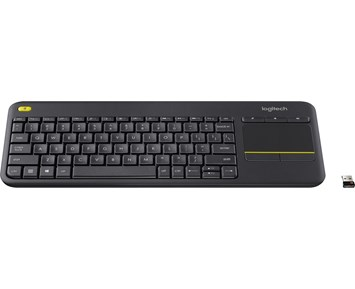 Logitech K400 Plus Dark Grey