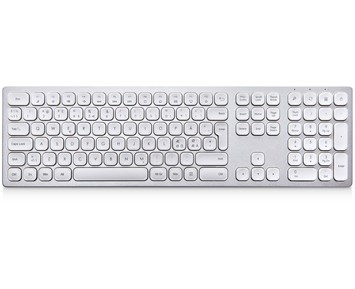 Andersson WSK 3.0-White office keyboard