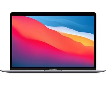 Apple MacBook Air 13-inch: M1 Chip, 8-Core CPU, 7-Core GPU, 16GB RAM, 256GB SSD - Space Grey