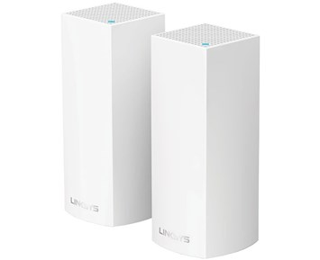 Linksys Velop AC2200 MESH WI-FI SYSTEM (2-PACK) WHW0302
