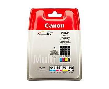 Canon CLI-551 Multipack