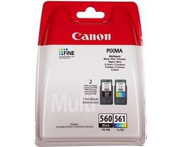 Canon CRG PG-560/CL-561 Multipack Black & Color