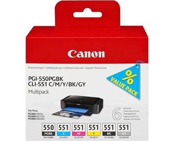 Canon PGI-550/CLI-551