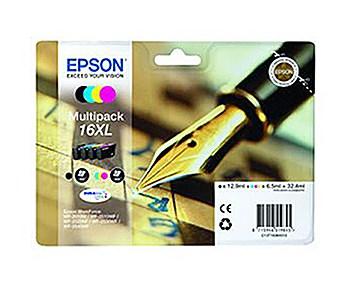 Epson Pen&crossword Ink 16XL Multi