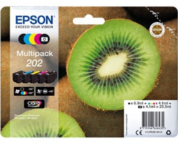 Epson T202 Multipack 5-colours
