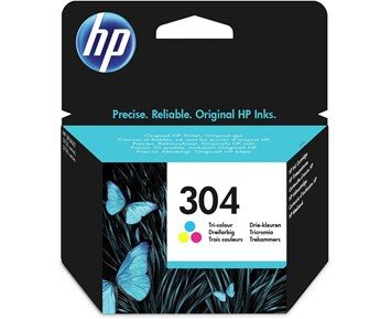 HP No304 color