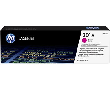 HP Color LaserJet 201A magenta