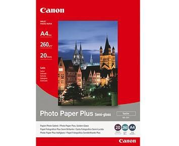 Canon PHOTO PAPER SEMI-GLOSSY SG-201 A3 (20 Sheets)