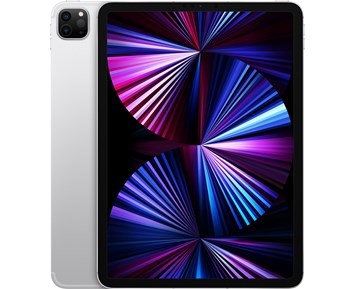 Apple 11-inch iPad Pro Wi‑Fi + Cellular 2TB - Silver (MHWF3KN/A)