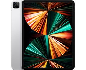 Apple 12.9-inch iPad Pro Wi‑Fi + Cellular 1TB - Silver (MHRC3KN/A)