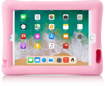 Andersson silicon protection case for ipad in Pink