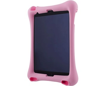 Deltaco Silicone Case Pink for iPad10,2″-10,5″