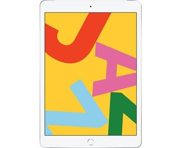 """Apple iPad (7th gen. 2019) Wi-Fi + Cellular 10.2"""" 128GB Silver"""