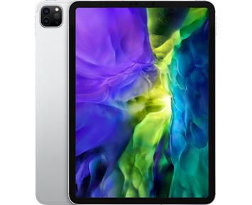 """Apple iPadPro (2nd gen. 2020) 11"""" Wi-Fi + Cellular 256GB Silver"""