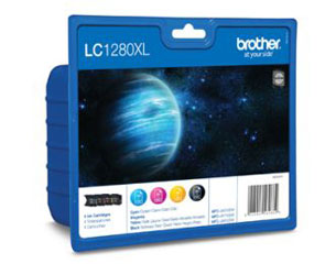 Brother LC1280XLVALBPDR