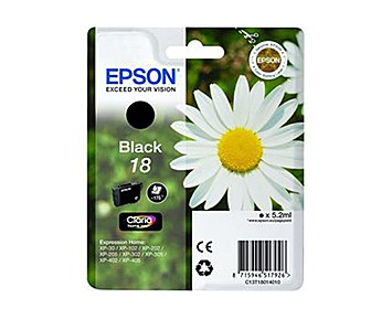Epson Daisy Ink 18 Black