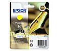 Epson Pen & crossword Ink16 Yellow