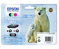Epson Polar Bear Ink 26 XL Multipack