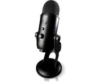 Blue Microphones Yeti USB Blackout