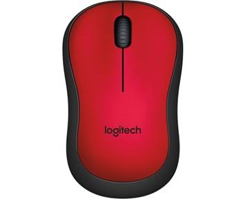 Logitech M220 Silent – Red