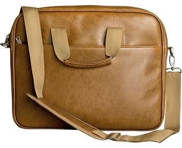 Krusell Ekerö Laptop Bag 15-16 Cognac