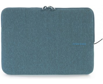 "Tucano Mélange Second Skin Neoprene Sleeve 13.3-14"" - Light Blue"