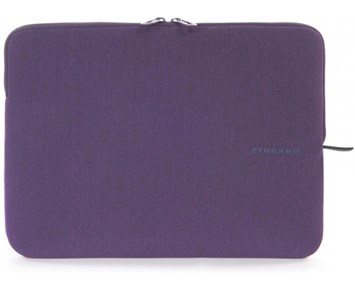 "Tucano Mélange Second Skin Neoprene Sleeve 13.3-14"" - Purple"
