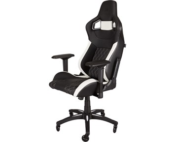 Corsair T1 RACE Gaming Chair BK/White