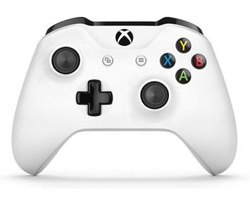 Microsoft Xbox One WL Controller White