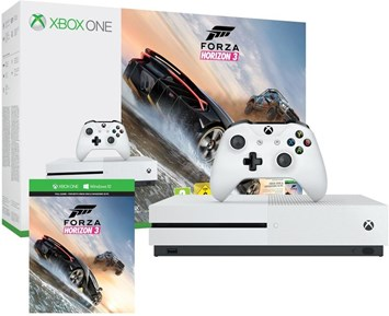 Microsoft One S Forza Horizon 3 500GB