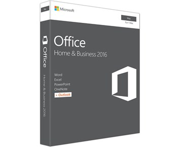 Microsoft Office H & B 2016 for MAC