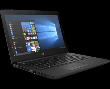 HP Notebook 14 14-bs022no - Smidig laptop med skarp bildskärm och lång  batteritid d04d38fad7c3c