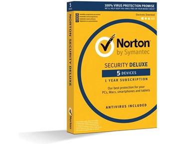 Symantec Norton Security Deluxe 3.0