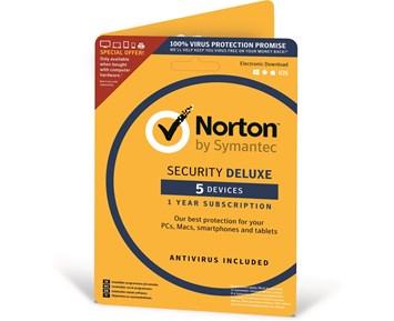 Symantec Norton Security Deluxe Attach
