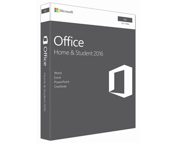 Microsoft Office H & S 2016 for MAC