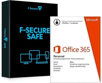 Microsoft Office 365 personal+SAFE