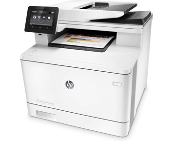 HP LaserJet Pro M477
