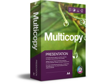 MultiCopy Colour Laser 120g A4