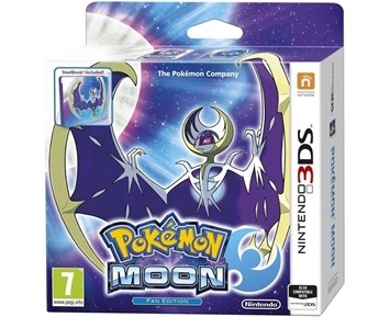 3DS Pokémon Moon Fan Edition