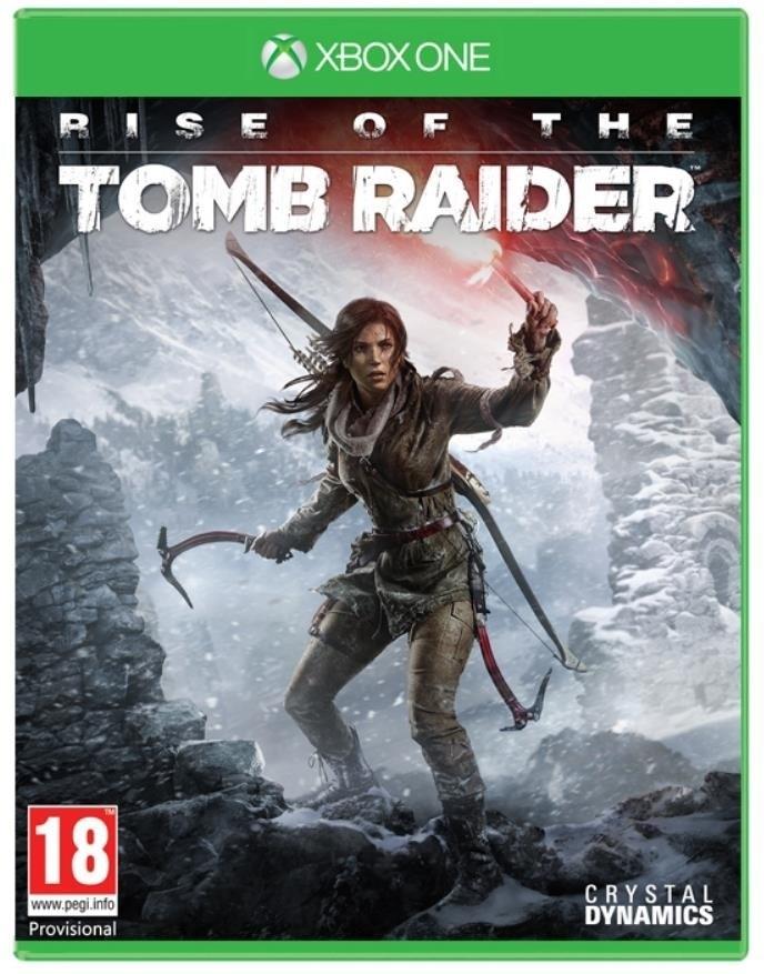 tomb raider spel