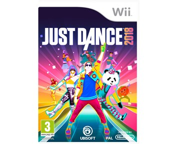 WII Just dance 2018